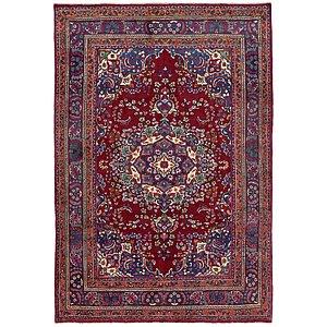 6' 5 x 9' 5 Mashad Persian Rug