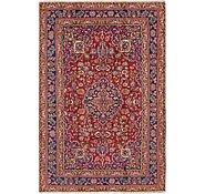Link to 6' 4 x 9' 7 Mashad Persian Rug