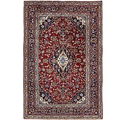 Link to 195cm x 295cm Mashad Persian Rug