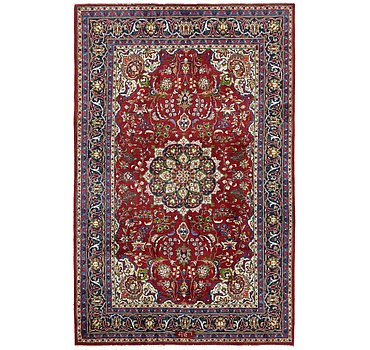 198x305 Sarough Rug