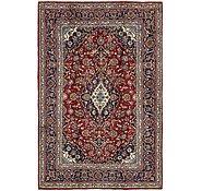 Link to 6' 6 x 9' 10 Mashad Persian Rug
