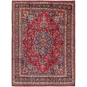 6' 9 x 9' 2 Mashad Persian Rug