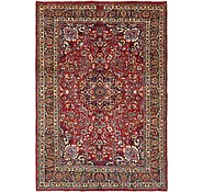 Link to 6' 7 x 9' 8 Mashad Persian Rug