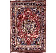 Link to 6' 3 x 9' 7 Mashad Persian Rug