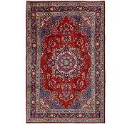Link to 6' 3 x 9' 10 Mashad Persian Rug