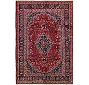 Link to 6' 8 x 9' 5 Mashad Persian Rug