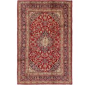 Link to 6' 2 x 9' 9 Mashad Persian Rug