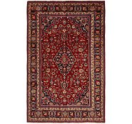Link to 193cm x 310cm Mashad Persian Rug