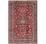 Link to 6' 4 x 9' 4 Mashad Persian Rug