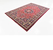 Link to 6' 2 x 9' 4 Mashad Persian Rug
