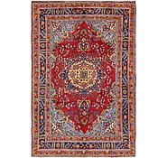 Link to 193cm x 290cm Mashad Persian Rug