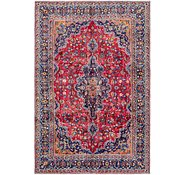 Link to 6' 2 x 9' 3 Mashad Persian Rug