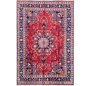Link to 6' 4 x 9' 5 Mashad Persian Rug
