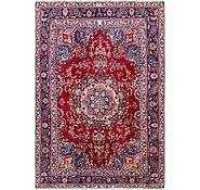 Link to 6' 5 x 9' 3 Mashad Persian Rug