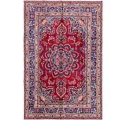 Link to 193cm x 305cm Mashad Persian Rug