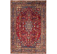 Link to 6' x 9' Mashad Persian Rug