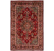 Link to 203cm x 310cm Mashad Persian Rug
