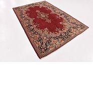 Link to 178cm x 275cm Kerman Persian Rug