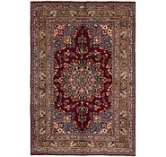 Link to 6' 4 x 9' 5 Mashad Persian Rug