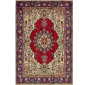 Link to 6' 7 x 9' 10 Tabriz Persian Rug