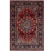 Link to 6' 8 x 9' 10 Mashad Persian Rug