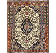 Link to 6' 5 x 8' Kashan Persian Rug
