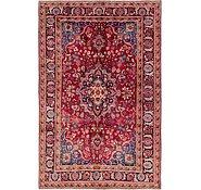 Link to 205cm x 320cm Mashad Persian Rug
