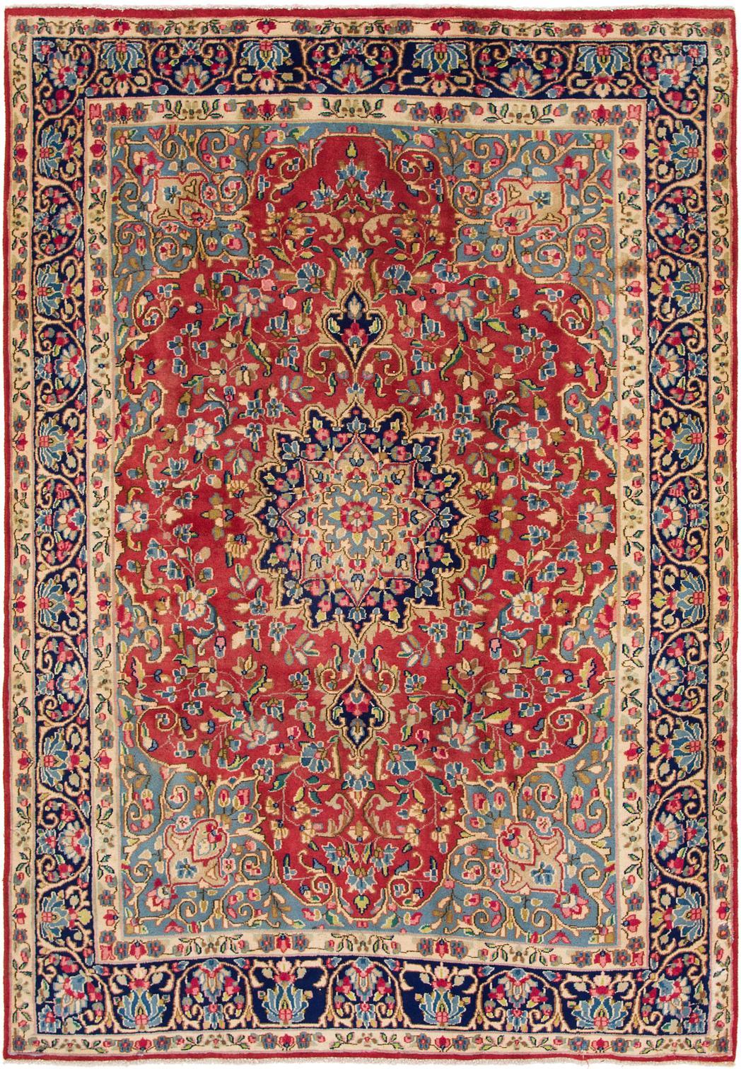 Red 6 3 X 9 Kerman Persian Rug Rugs Erugs