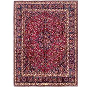 Link to 7' 10 x 10' 4 Mashad Persian Rug