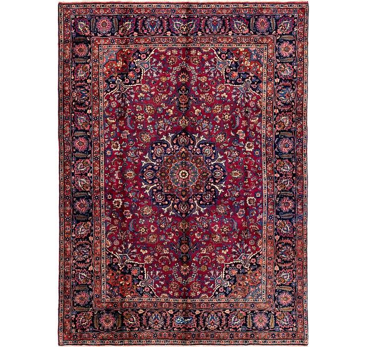 8' 4 x 11' 5 Mashad Persian Rug