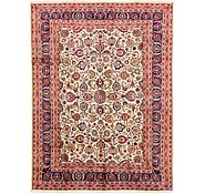 Link to 8' 2 x 10' 10 Mashad Persian Rug