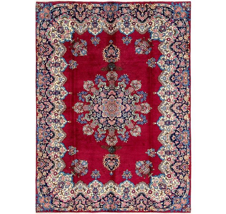 8' x 11' Yazd Persian Rug