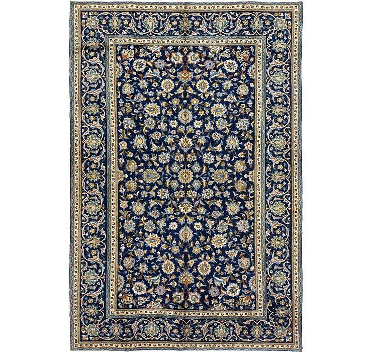 7' 7 x 11' 7 Kashan Persian Rug