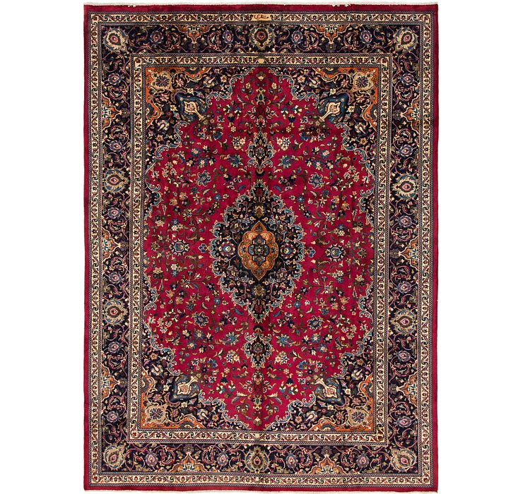 8' 3 x 11' 4 Mashad Persian Rug