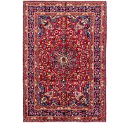 Link to 8' x 11' 7 Mashad Persian Rug