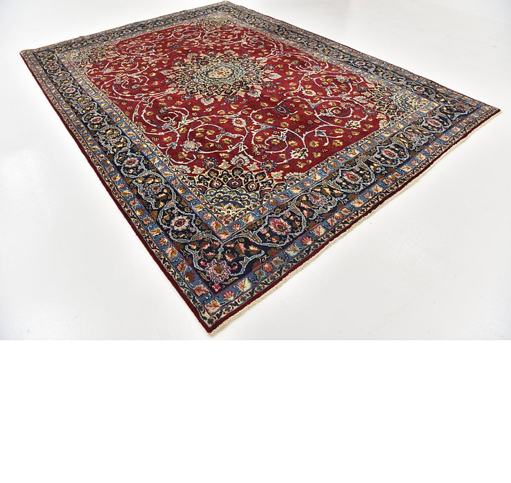 HandKnotted 8' 2 x 11' Kashmar Persian Rug