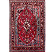 Link to 8' 4 x 12' Hamedan Persian Rug