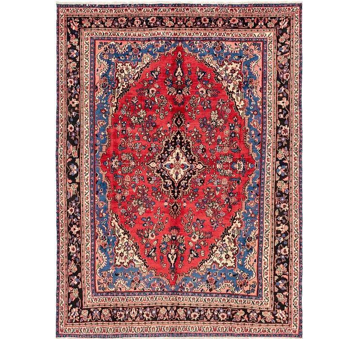 8' 7 x 11' 9 Hamedan Persian Rug