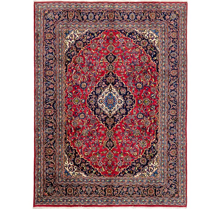 8' 3 x 11' Mashad Persian Rug