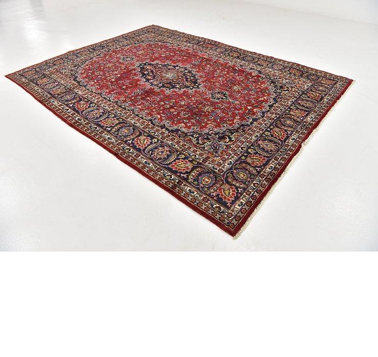 HandKnotted 7' 10 x 10' 8 Mashad Persian Rug