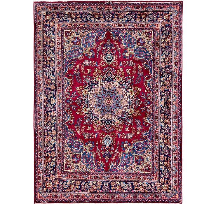 8' x 11' Mashad Persian Rug