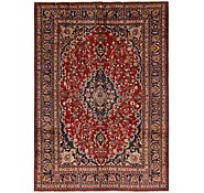 Link to 7' 10 x 11' 2 Mashad Persian Rug