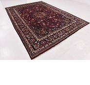 Link to 8' 5 x 11' 6 Mashad Persian Rug