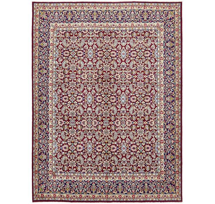 9' 9 x 12' 10 Kerman Persian Rug