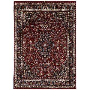 9' 6 x 13' 7 Mashad Persian Rug