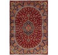 Link to 9' 9 x 13' 9 Mashad Persian Rug