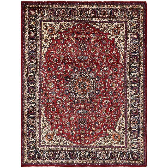 9' 7 x 13' Mashad Persian Rug