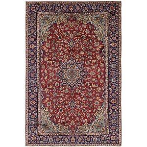 8' 4 x 12' 10 Isfahan Persian Rug
