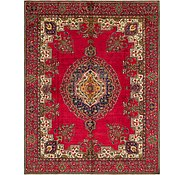 Link to 9' 2 x 11' 8 Tabriz Persian Rug