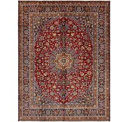 Link to 9' 7 x 12' 8 Mashad Persian Rug